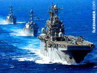 ABD Suriye kıyılarındaki savaş gemilerini çekiyor