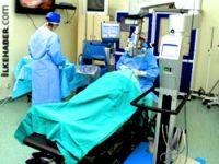 Açık ameliyat tarihe karışıyor