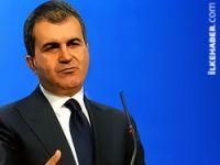 Ömer Çelik: Suriye NATO'ya saldırmıştır