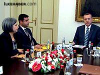 Erdoğan BDP ile görüştü