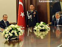 MGK'dan Türk jeti açıklaması