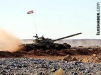 Suriye tankları Türkiye sınırında!