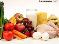 Sağlıklı beslenmenin yolu!