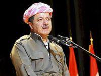 Barzani BM temsilcisiyle Kerkük'ü görüştü