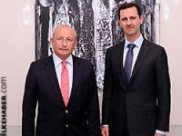 Cumhuriyet Esad'la röportaj yaptı!