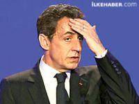 Sarkozy'nin evine polis baskını