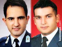 Pilotların naaşları 12 gün sonra bulundu