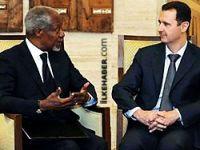 Annan yarın yeniden Suriye'ye gidiyor