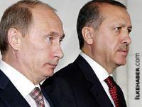 Putin, 1 Aralık'ta Ankara'da