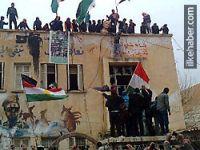 Kürtler 5 şehrin yönetimine el koydu
