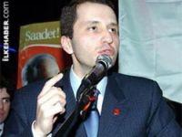 Fatih Erbakan: AK Parti SP'ye gelsin