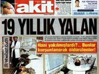 Yeni Akit gazetesi hakkında suç duyurusu