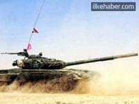 Suriye'de tanklar Halep'e girdi