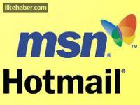 Hotmail'e veda!
