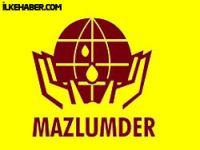 Mazlumder: Hükümetin Kürt açılımı Roboskî mezarlığı