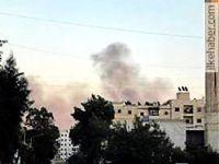 'Esad Halep'e bomba yağdırıyor'