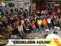 """Küçüklerin """"Siyaset Medanı""""nda büyük sözler!"""