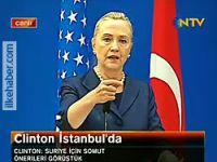 Hillary Clinton'dan PKK açıklaması!