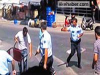 İzmir'de katil polis!