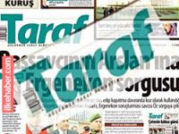 Taraf gazetesinin internet sitesi hacklendi