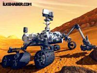 Mars'ta ilk gezi gerçekleşti