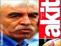 'Akit Türk medyasının yüz karası'
