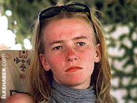 Rachel Corrie'nin öldürülmesi kazaymış!