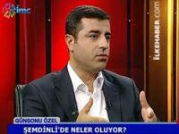 Demirtaş: Zaten BDP'li vekillerin dokunulmazlıkları yok ki...