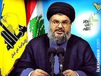 Nasrallah: Irak'ta sınırlı bir askeri gücümüz var