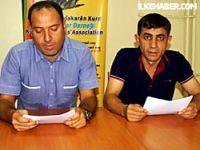 Kürt Yazarlar Derneği'nden AFİ'ye destek