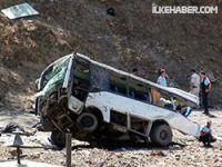 Bingöl'de mayınlı saldırı: 8 polis hayatını kaybetti