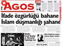 Agos Gazetesi'nden anlamlı manşet!
