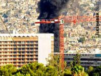 Şam'da şiddetli patlama!