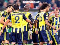 Alex'siz Fenerbahçe Almanya'da coştu