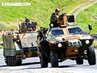 TSK,15 bölgeyi 'sivil'e yasakladı