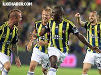 Fenerbahçe Beşiktaş'a acımadı