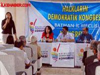 BDP'den 'seçim ittifakı' açıklaması
