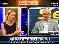 Burkay 'AKP'ye geçme' iddialarına cevap verdi
