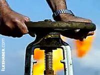 AB, İran'dan doğalgaz ithalini yasakladı
