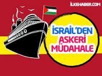 İsrail'den Estelle'ye askeri müdahale!