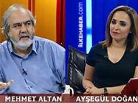 Mehmet Altan'dan gündem ve Uludere analizi...