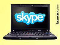 Skype kullanım oranı artıyor