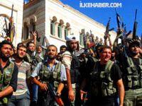Özgür Suriye Ordusu Kürt mahallesini bastı iddiası