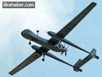 İsrail casus uçağı Gazze'de düştü