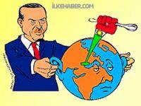 Brezilyalı karikatürist açlık grevlerini çizdi