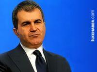 Ömer Çelik: CHP'li vekilin sözleri 'baştan sona ırkçılık'
