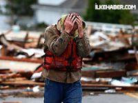 New York büyük yıkımın şokunu yaşıyor