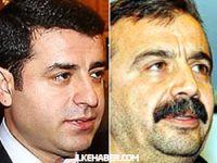 Demirtaş ve Önder Adalet Bakanı'yla görüştü