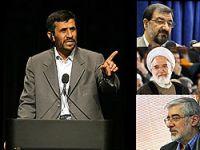 İranlılar Sandık Başında