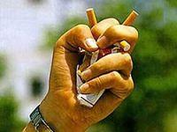 Dumansız Otelde Sigara İçene İş Yok